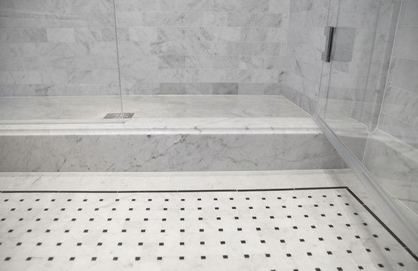 Usage Of Carrara Marble Tiles Carrara Tiles